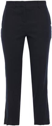 BA&SH Cropped Twill Slim-leg Pants