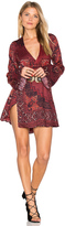 The Jetset Diaries Kilim Mini Dress