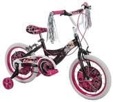 "Huffy Kids Huffy Puppy Love 16"" Bike - Black"