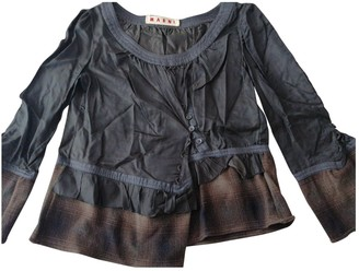 Marni Anthracite Top for Women