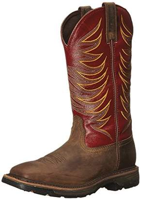 Ariat Men's Workhog Wide Square Toe Tall ll Work Boot