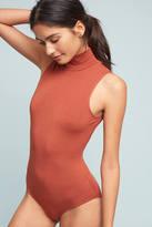 LBB Sleveless Turtleneck Bodysuit
