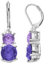 Dana Buchman Double Drop Earrings