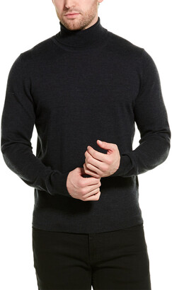 Mette Merino Turtleneck Sweater
