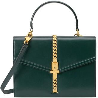 Gucci Sylvie 1969 small top handle bag