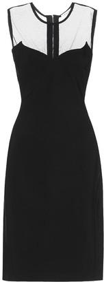 Thierry Mugler CrApe dress