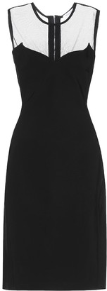 Thierry Mugler Crepe dress