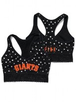 Victoria's Secret PINK San Francisco Giants Lace Yoga Bra