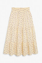 Thumbnail for your product : Monki Layered skirt