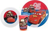 Zak Designs Zak! Designs® Disney® Pixar Cars 3-Piece Kids Dinnerware Set