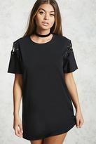 LOVE21 LOVE 21 T-shirt Dress