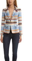 Smythe Malibu Classic Striped Blazer