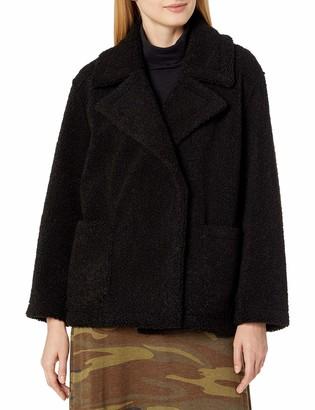 Velvet by Graham & Spencer Women's Yoko lux Sherpa Coat