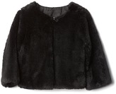 Gap Faux fur bolero