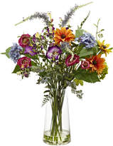 Asstd National Brand Nearly Natural Spring Garden Floral With Vase