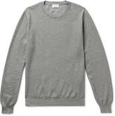 Brioni - Textured-cotton Sweater
