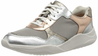 Clarks Sift Lace Womens Low-Top Sneakers