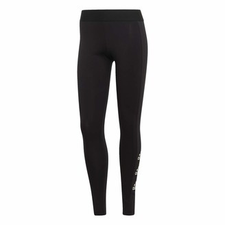 adidas Women's W Stacked Logo Cotton Tights Pants
