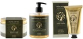 Panier des Sens Olive Liquid Soap, Hand Cream & Body Butter 3-Piece Set