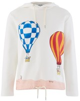 Lanvin Babar balloon hoodie