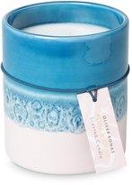 Oliver Bonas Plum & Orris Ceramic Glaze Candle