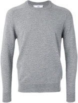 Ami Alexandre Mattiussi crew-neck sweater - men - Cashmere/Wool - S