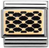 Nomination Elegance Black Arabesque Classic Charm 030281/08