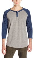 Matix Clothing Company Men's Mill Henley Shirt