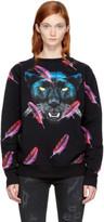Marcelo Burlon County of Milan Black Jepek Sweatshirt