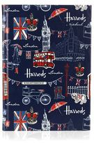 Harrods SW1 Notepad