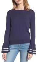 BP Women's Ruffle Bell Cuff Sweater
