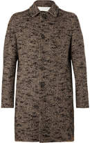 Altea Chester Herringbone Tweed Coat