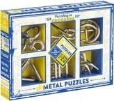 Professor Puzzle Set of Six Metal Puzzles