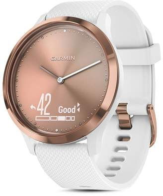 Garmin vivomove HR Sport Hybrid Smartwatch, 43mm
