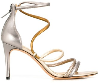 Alexandre Birman Strappy Sandals