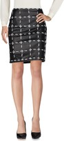 Moschino Knee length skirts - Item 35297774
