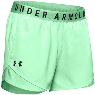 Under Armour Womens Play Up 3.0 Twist Shorts
