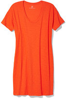 Outlet Exclusive - Short-Sleeve Scoopneck T-Shirt Dress