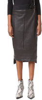 Zero Maria Cornejo Long Wrap Skirt