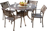 Asstd National Brand Sebastian 5-pc. Outdoor Cast Aluminum Dining Set