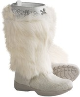 Tecnica Polar II Fur Winter Boots - Insulated (For Women)