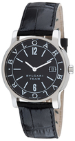 Bulgari Vintage Bvlgari Solotempo ST 35 S Watch, 35mm