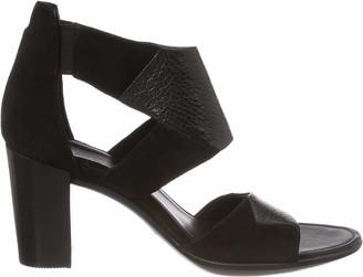 Ecco Women's Shape 65 Block Ankle Strap Heeled Sandal