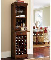 Pottery Barn Modular Bar with Wine Grid Tower