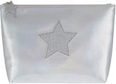 Accessorize Glitter Star Makeup Bag