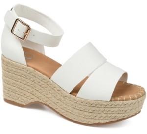 Journee Collection Women's Takara Espadrille Sandal Women's Shoes