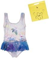 Stella McCartney Girl's Dolphin Print Laurel Swimsuit