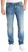 William Rast Hixon Straight-Leg Washed Jeans