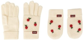 Familiar Cherry Gloves/Mittens