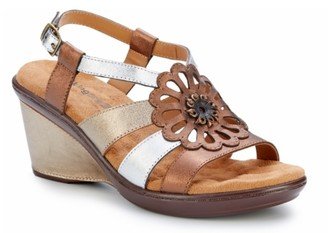 Walking Cradles Lulu Wedge Sandal